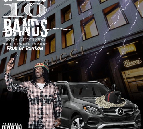 "03 Greedo – ""10 Bands Inna Gucci Sto"" Remix (She A Freak) Prod. by Ron-Ron x Beat Boy x Westside Web"