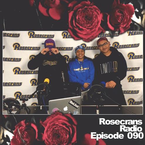 Rosecrans Radio 090 – Azjah