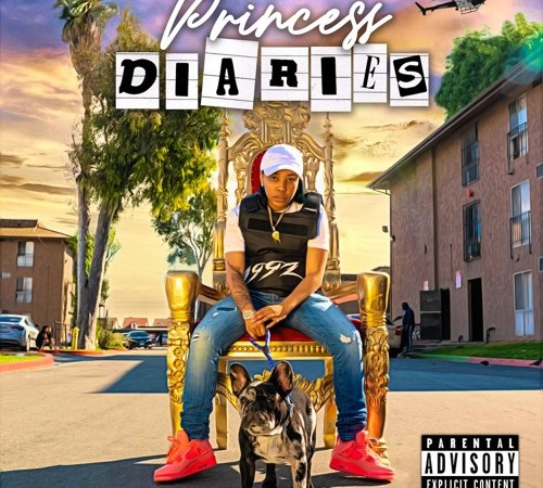 "Azjah – ""Princess Diaries"""