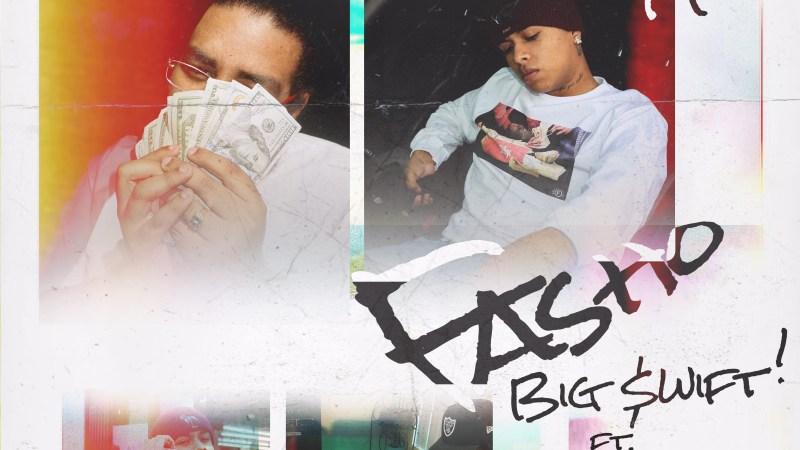 "Big $wift & Bravo The Bagchaser Release ""Fasho"" Prod. Cypress Moreno & RobTwo"
