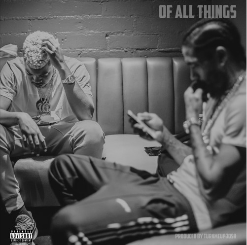"""Bino Rideaux Releases """"Of All Things"""" in Honor of Nipsey Hussle"""