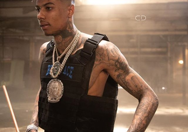 "Blueface & His Hype-Mop Star in ""Stop Cappin"""