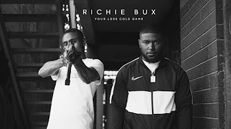 "Richie Bux – ""Your Loss, Cold Game"" Music Video"