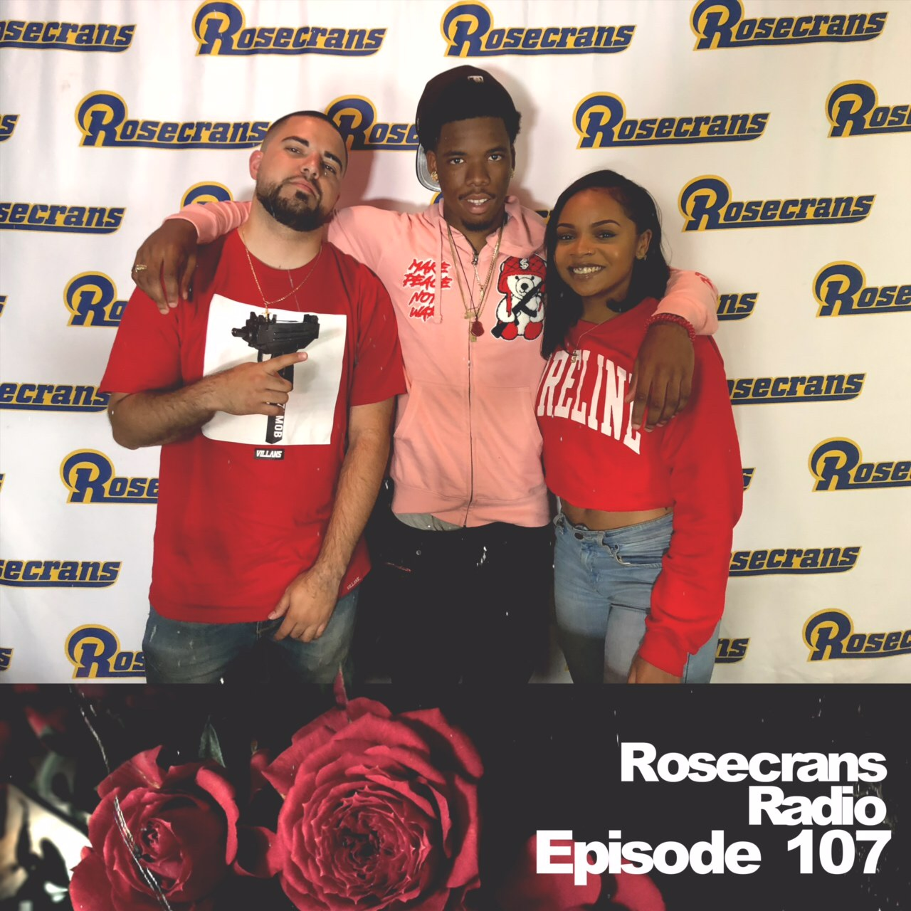 "WATCH— Rosecrans Radio Interviews Ambjaay, He Talks Hit Song ""Uno"" and more!"