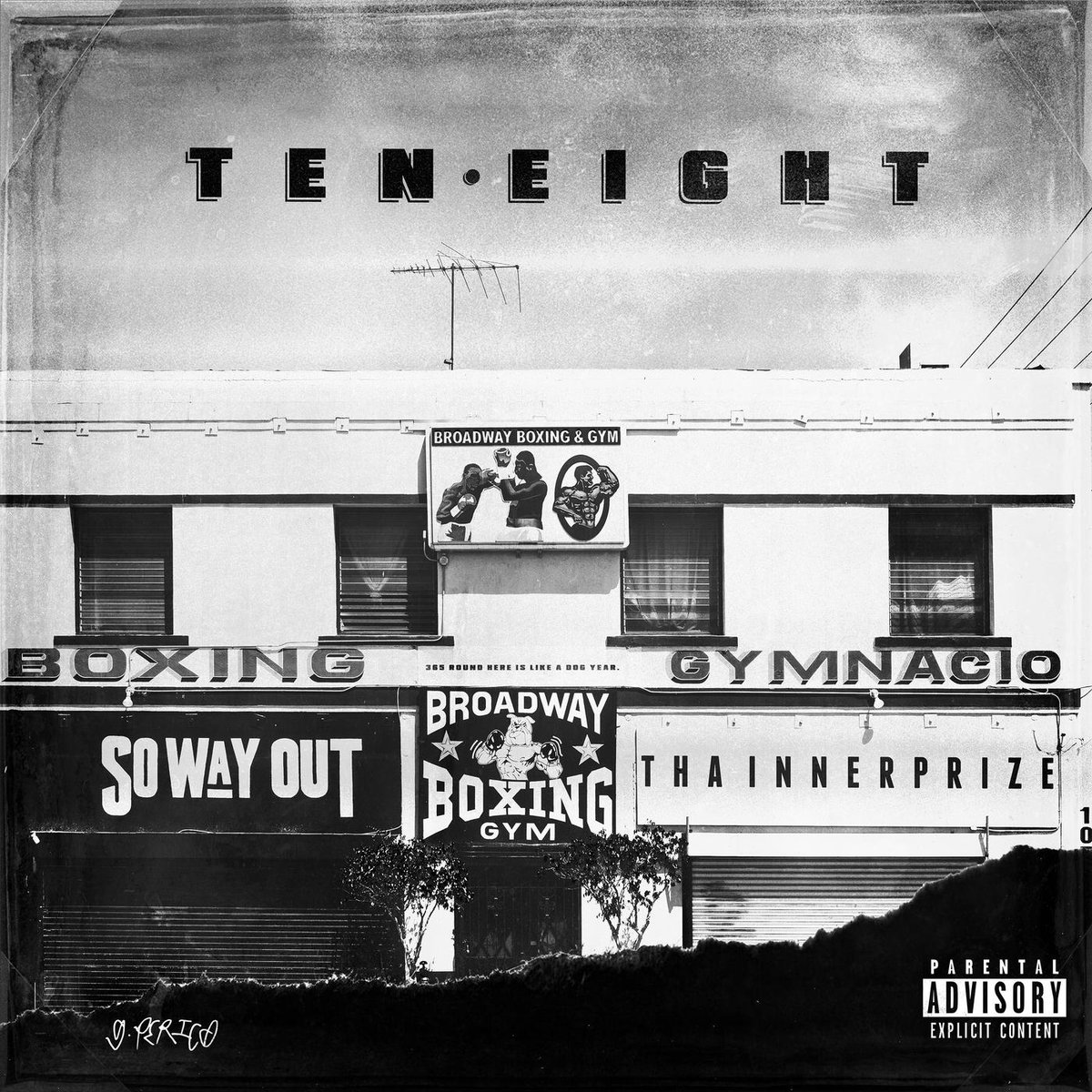 "G Perico – ""Ten Eight"""