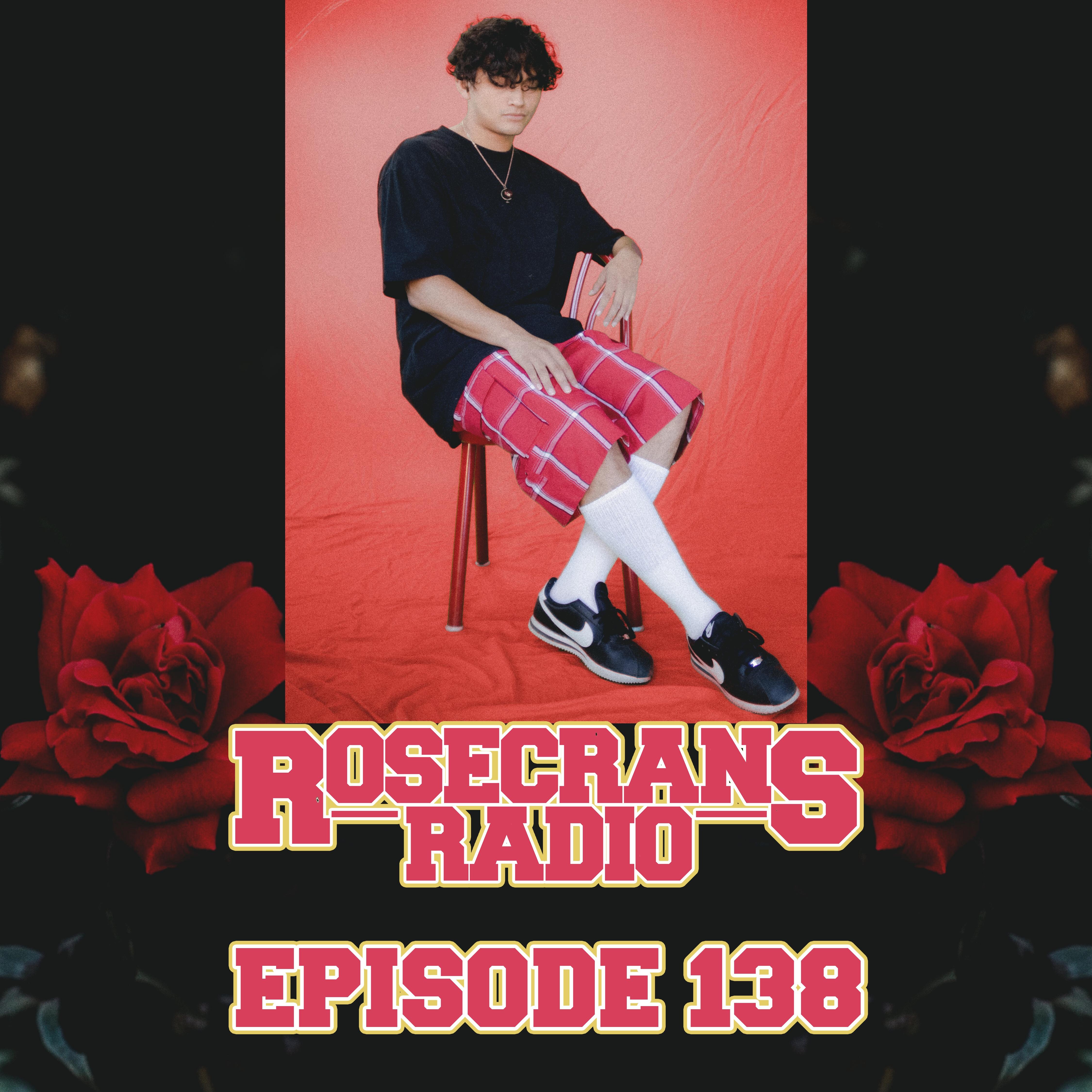 Rosecrans Radio Interviews IhateyouALX