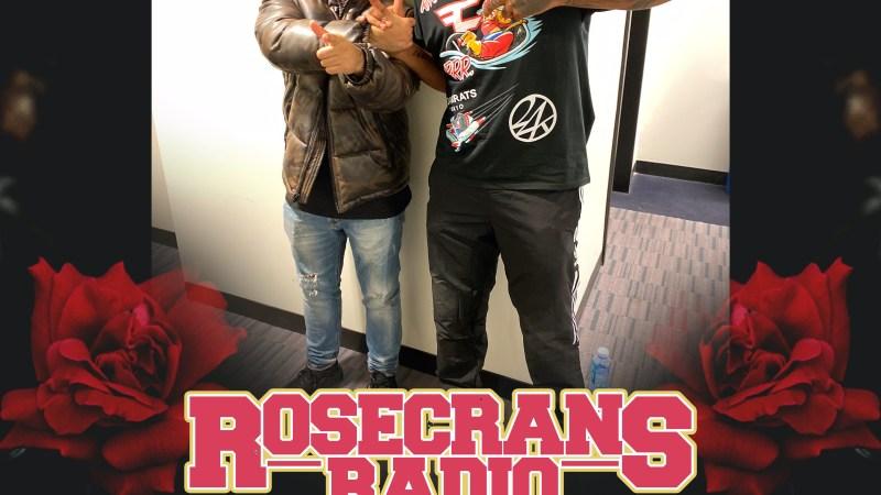 Bino Rideaux Talks New Sixtape Project, Relationship W/ Nipsey Hussle, On Rosecrans Radio