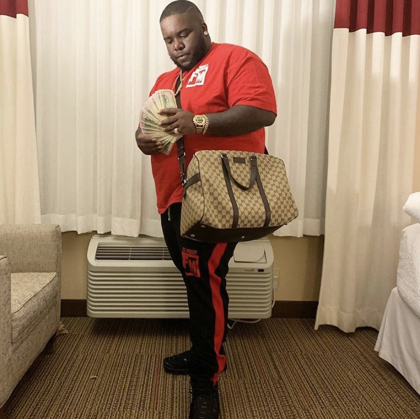 "South Central Rapper Fat Meech Returns with New Single ""DAMN.""(Prod by TreezymadeIt)"