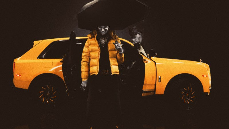 "Key Glock – ""Yellow Tape"""