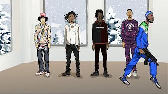 "Shoreline Mafia – ""Gangstas & Sippas"" Feat. Q Da Fool Music Video"