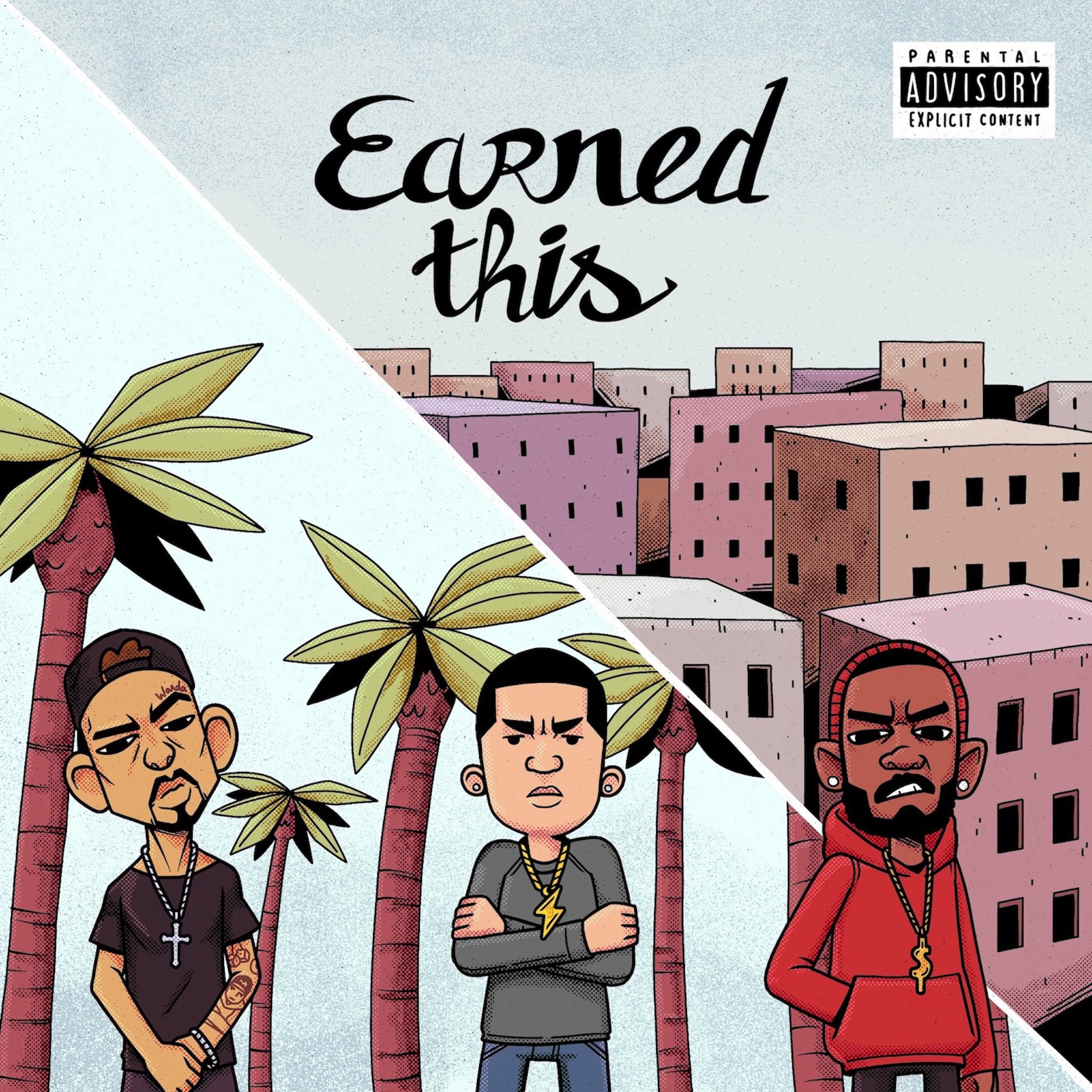 """As He Celebrates Another Year Around The Sun, Dash Flash Releases """"Earned It"""" FT Jag & Axel Leon"""