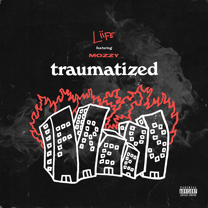 """Compton's Liife Links With Mozzy For """"Traumatized"""""""