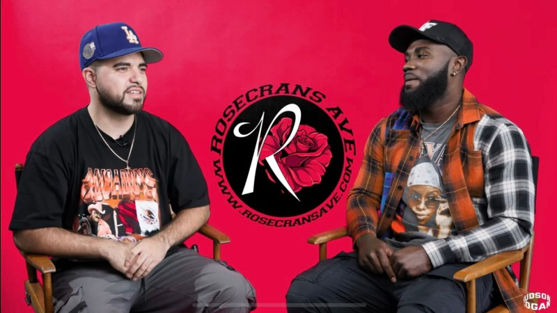 """Griff Tyler Interview-Talks """"Play Your Cards Right"""", Bryson Tiller Influence + More W/ Rosecrans Vic"""