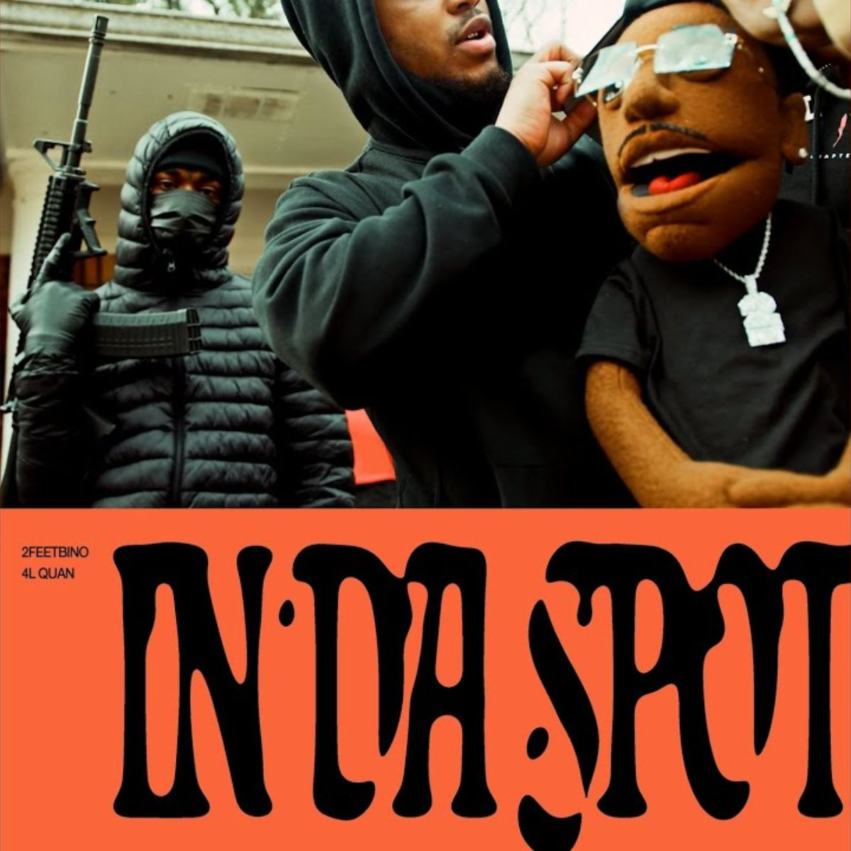 """2FeetBino and 4L Quan Get To It On New Single """"In Da Spot"""""""