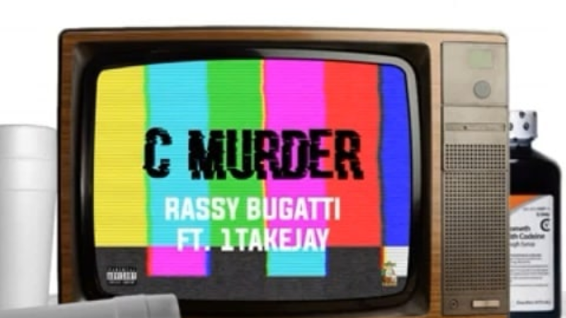 "Rassy Bugatti Represents For Stinc Team On 1TakeJay-Assisted ""C Murder"" Single"