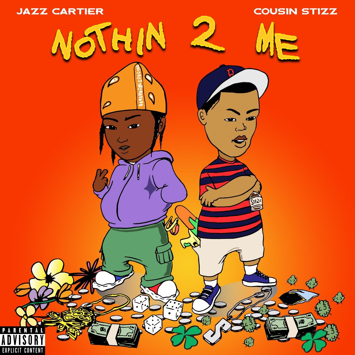 "JAZZ CARTIER SHARES BOASTFUL NEW SINGLE ""NOTHIN 2 ME"" FEAT. COUSIN STIZZ"