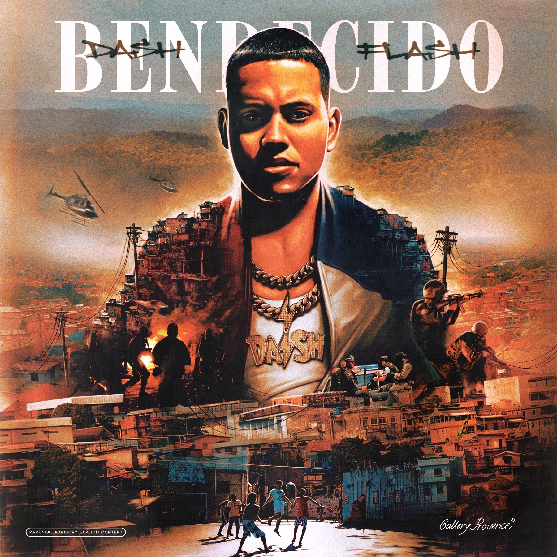 """Dash Flash Debut Project As a Latin Artist """"Bendicido"""" Features The Best Production"""