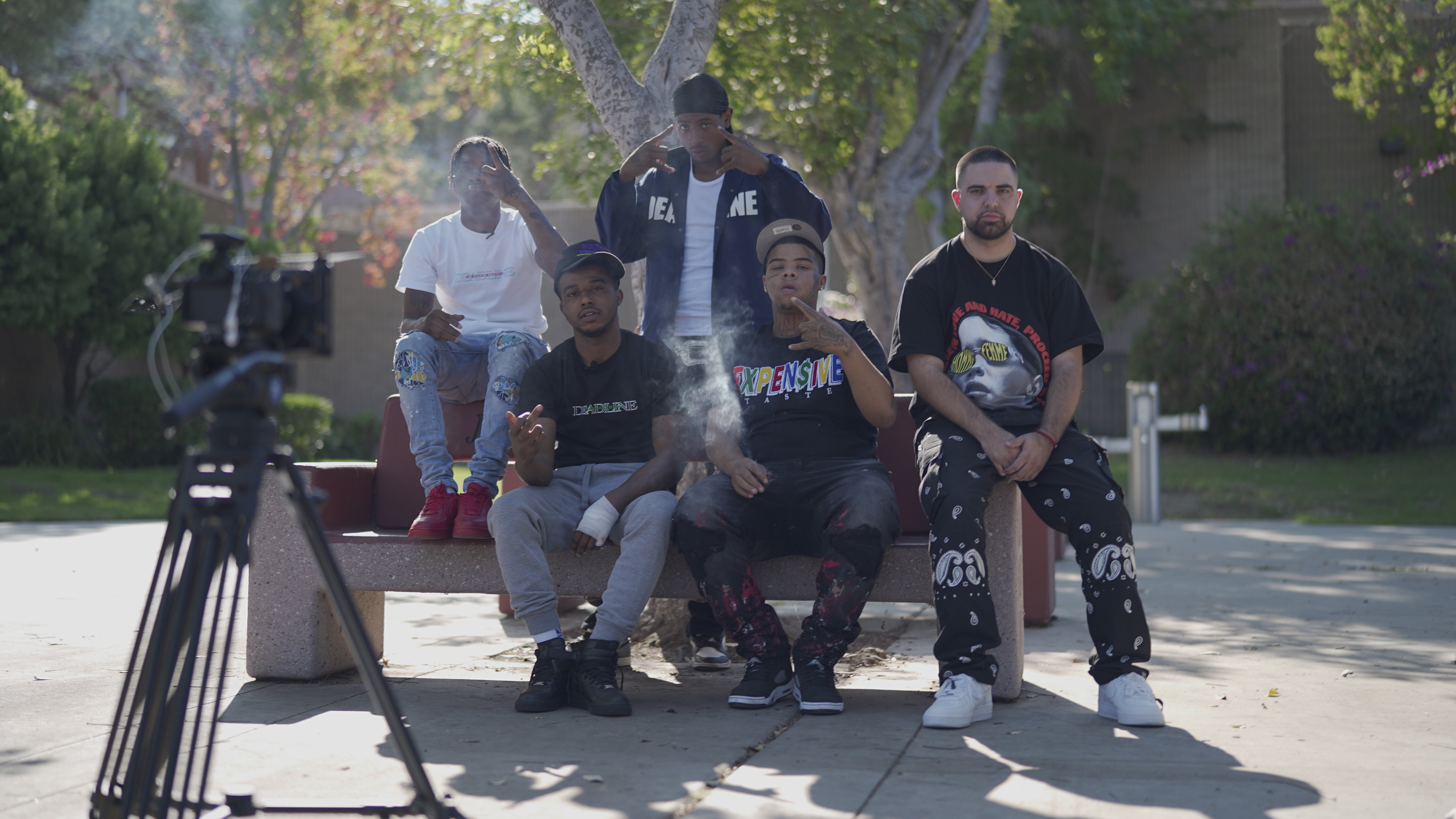 Baby Stone Gorillas Interview: Growing Up In The Jungles, How They Began Rapping, Going Viral + More W/ Rosecrans Vic