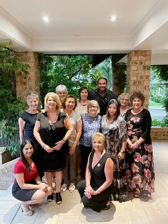 Rosedale Medical Practice team photo
