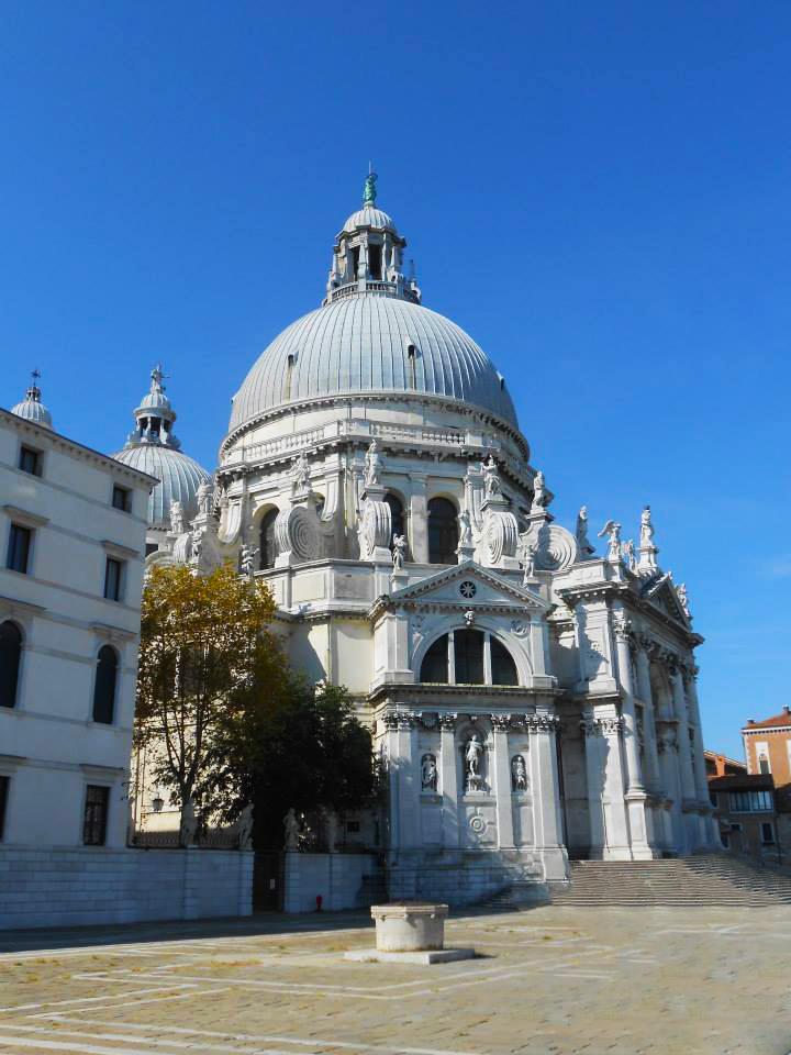 Chiesa Santa Maria Della Salute de Venise