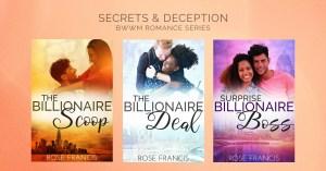 Secrets & Deception BWWM series