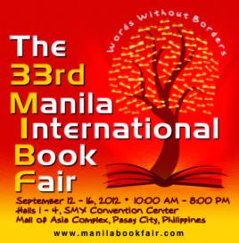 Logo of the 33rd MIBF