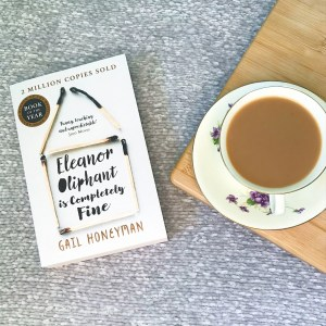 Review of Eleanor Oliphant is Completely Fine by Gail Honeyman