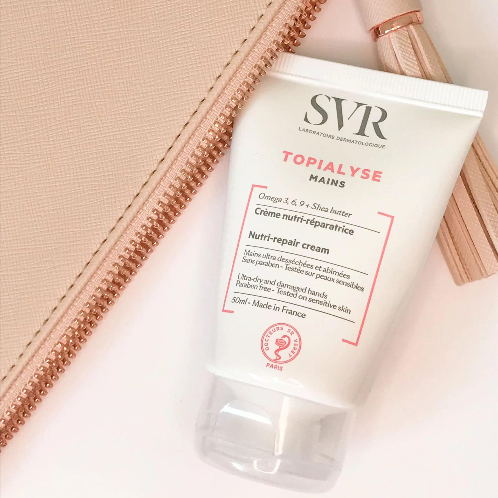 Sanitizer dryness saviour: review of SVR Topialyse mains