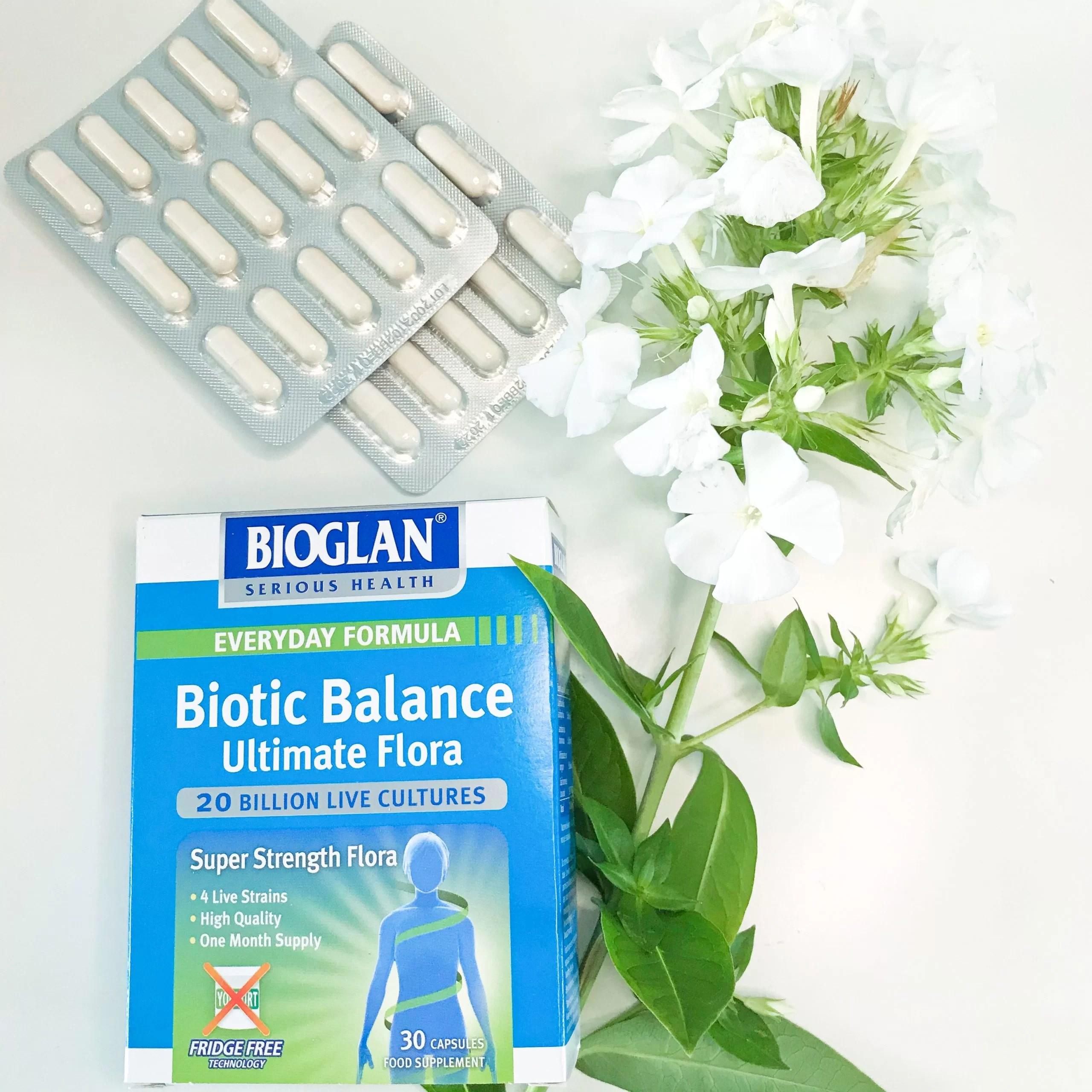3 reasons I take Bioglan Biotic Balance Ultimate Flora