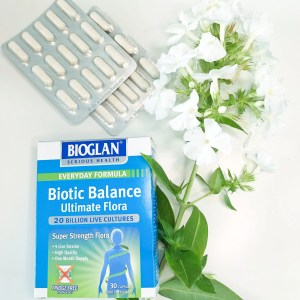3 reasons I take Bioglan Biotic Balance Ultimate Flora