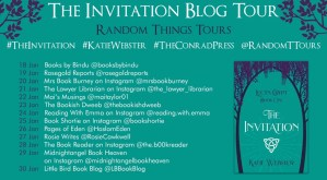 Review: The Invitation by Katie Webster