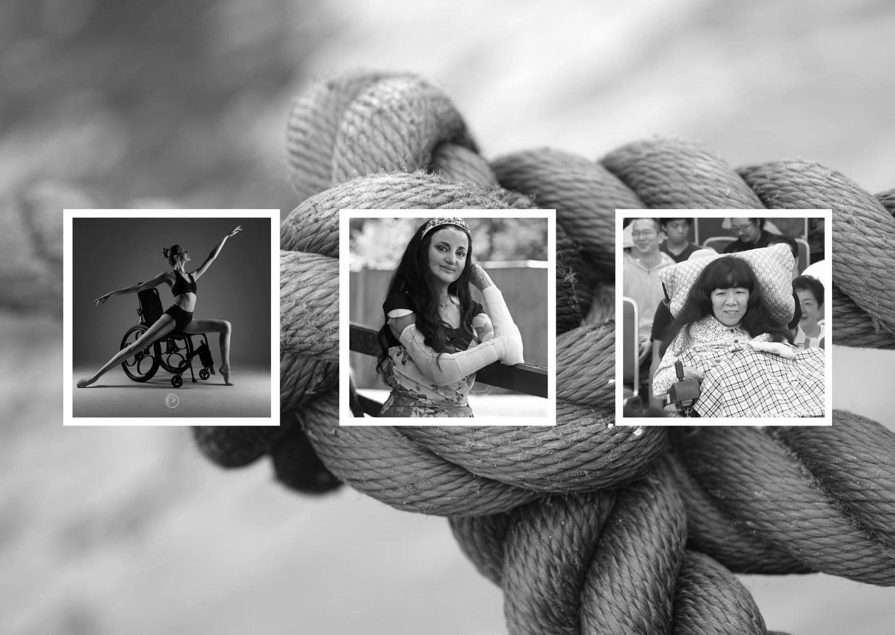 3 Inspirational Disabled Heroines for International Women's Day 2021