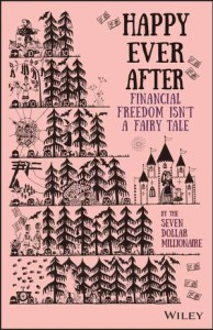 the front cover of happy ever after
