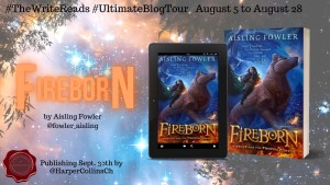 Read more about the article Fireborn by Aisling Fowler review