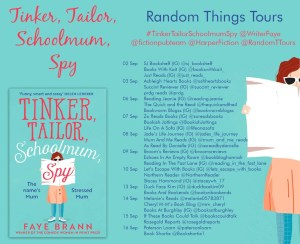 blog tour poster with dates and blog names