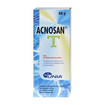 Acnosan T Fluessigkeit zur Anwendung auf der Haut 80 g