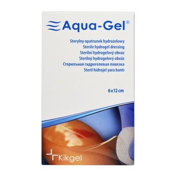 Aqua Gel steriler Hydrogelverband 6 x 12 cm 1 Stk.