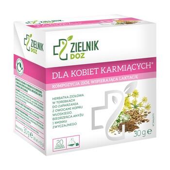 DOZ SPOT Fuer stillende Frauen Kraeutertee 15 g 20 Stk.
