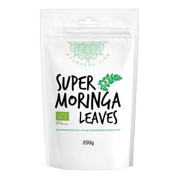 Diät Food, Bio Moringa, Pulver, 200 g