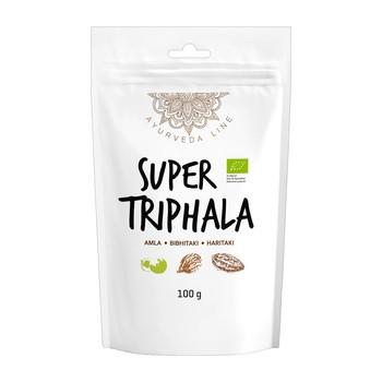 Diät Food, Bio Triphala, Pulver, 100 g