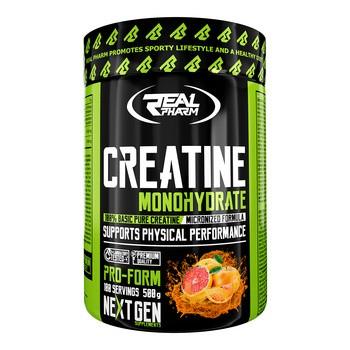 Echtes Pharm Kreatin Grapefruitgeschmack Pulver 500 g