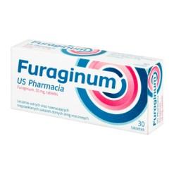 Furaginum US Pharmacia 50 mg Tabletten 30 Stueck