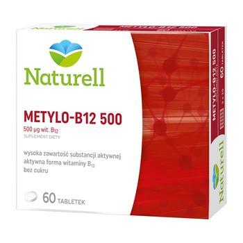 Naturell Metylo B12 500 Tabletten 60 Stk.