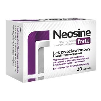 Neosine forte 1000 mg Tabletten 30 Stueck