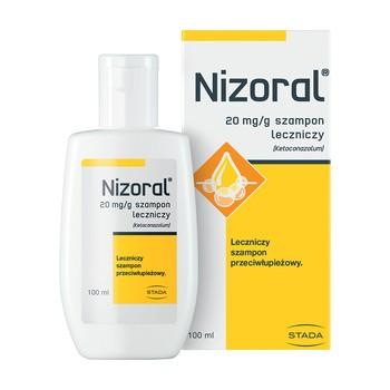 Nizoral 20 mg g medizinisches Shampoo 100 ml Flasche