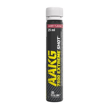 Olimp AAKG 7500 Extreme Shot fluessig Kirschgeschmack 25 ml 1 Stk.