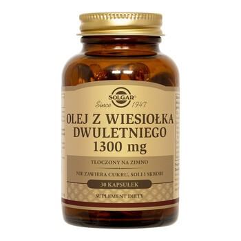 Solgar Nachtkerzenoel 1300 mg Kapseln 30 Stk.
