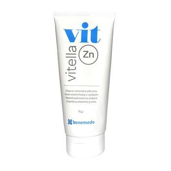 Vitella Zn Vitamincreme mit Zink 75 g