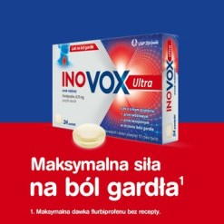 INOVOX Ultra Minzgeschmack Ultravox 875 mg harte Lutschtabletten 24 Stk.2