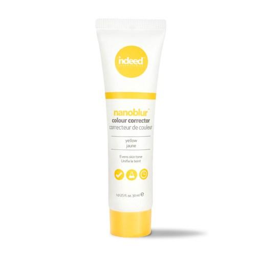 Indeed Labs Nanoblur, Creme zur Korrektur des Hauttons, gelb, 30 ml